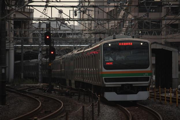 写真: 高崎線 E231系1000番台U525編成