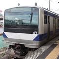 常磐線 E531系K425編成 346M 普通 上野 行 (1)