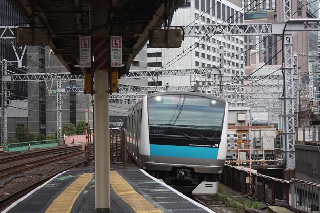 京浜東北線 E233系1000番台サイ108編成