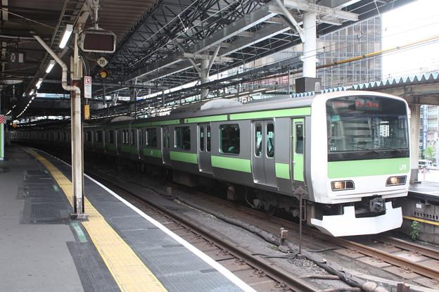 山手線 E231系500番台トウ512編成