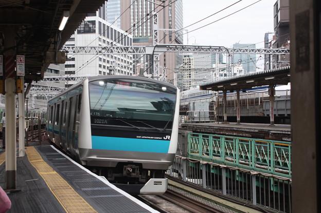 京浜東北線 E233系1000番台サイ175編成