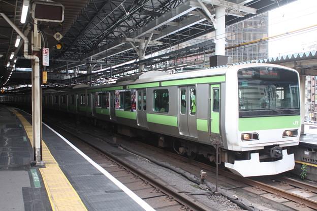 山手線 E231系500番台トウ544編成