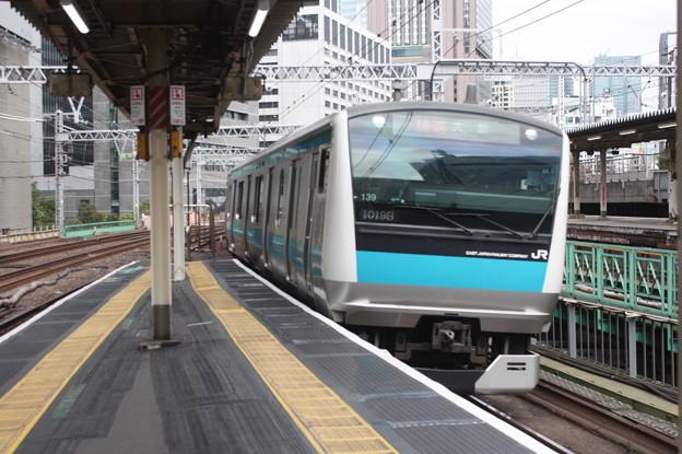 京浜東北線 E233系1000番台サイ139編成