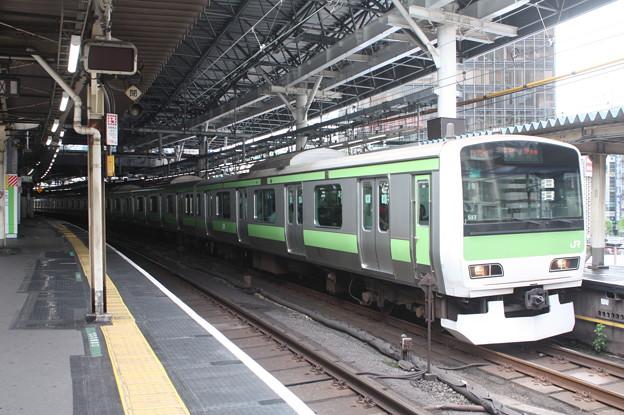 山手線 E231系500番台トウ537編成