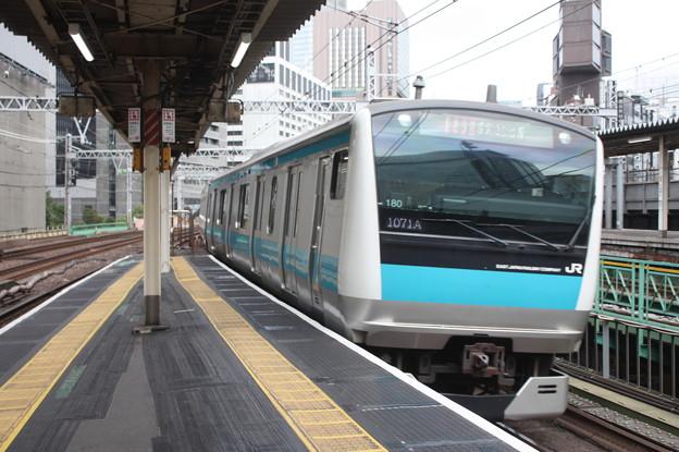 京浜東北線 E233系1000番台サイ180編成