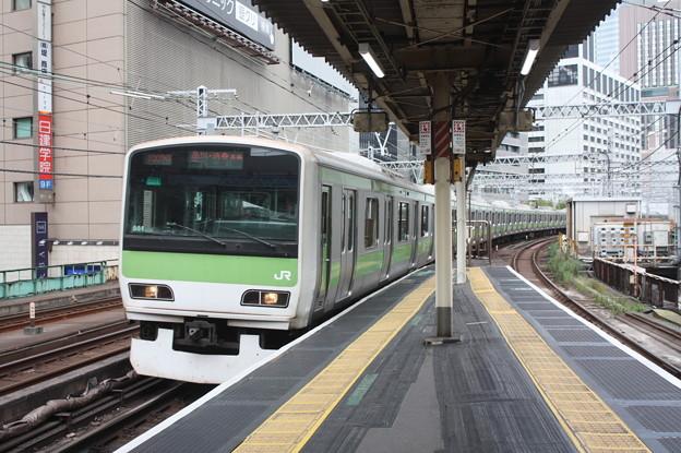 山手線 E231系500番台トウ551編成