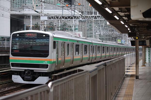 東海道線 E231系1000番台U118編成