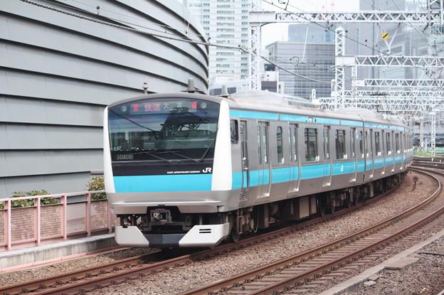 京浜東北線 E233系1000番台サイ137編成 (1)
