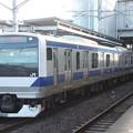 水戸線 E531系3000番台K551編成 728M 普通 小山 行