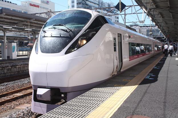 E657系K3編成