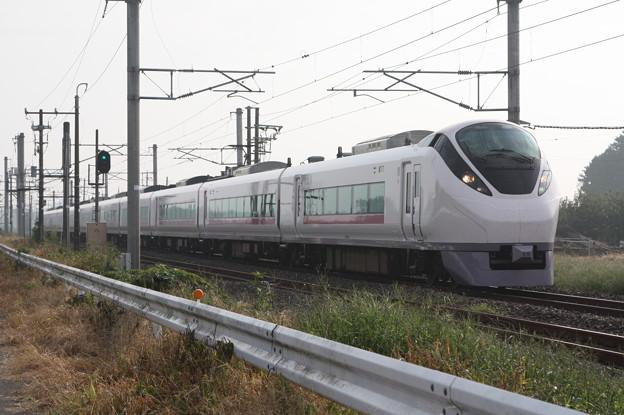 E657系K5編成 2M 特急ひたち2号 品川 行