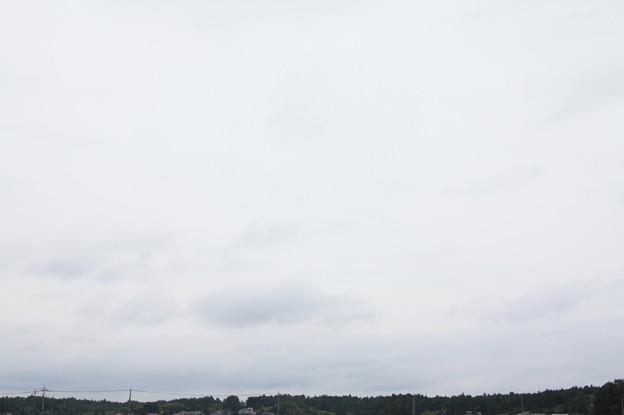 夏の曇り空 20180828_32