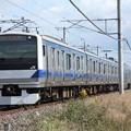 常磐線 E531系K411編成 370M 普通 上野 行