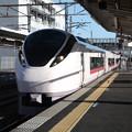E657系K6編成 60M 特急ときわ60号 上野 行