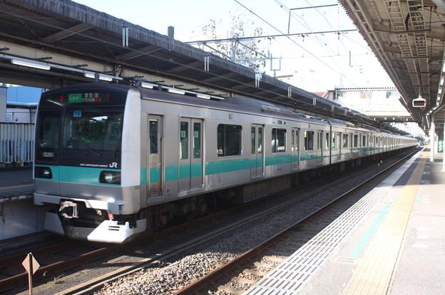 常磐緩行線 E233系2000番台マト15編成