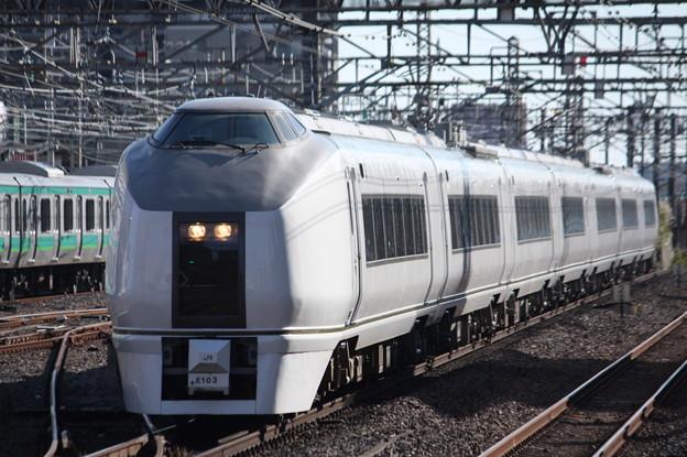 651系K103編成 9426M 臨時快速ぶらり川越号 川越 行 (6)