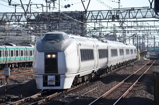 651系K103編成 9426M 臨時快速ぶらり川越号 川越 行 (7)