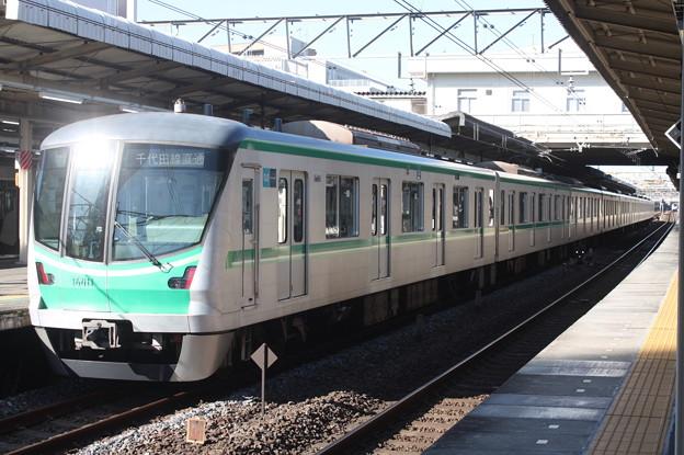 東京メトロ16000系16111F