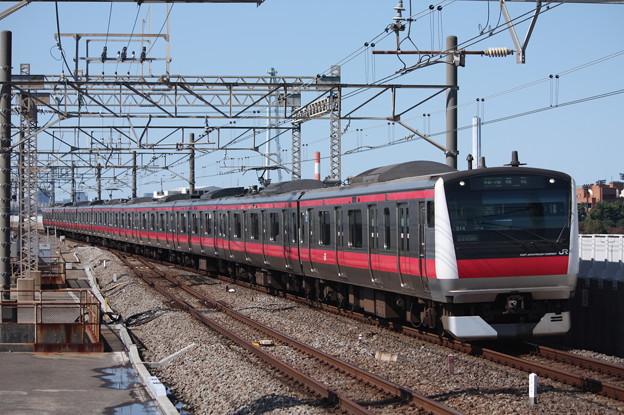 京葉線 E233系5000番台ケヨ514編成