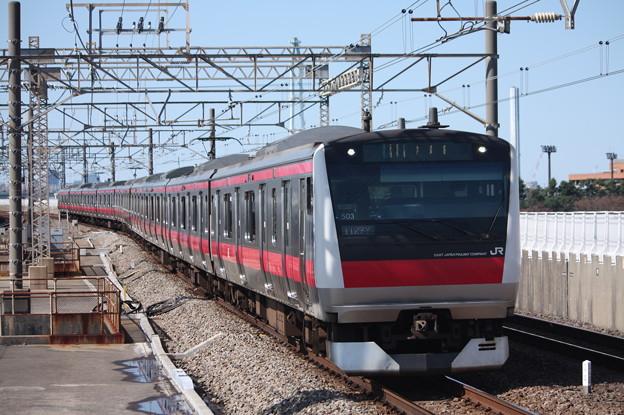 京葉線 E233系5000番台ケヨ503編成