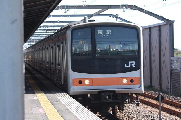 武蔵野線 205系ケヨM65編成