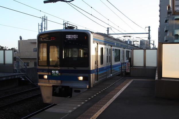 京急本線 北総7300形7821F 快速特急 印旛日本医大 行
