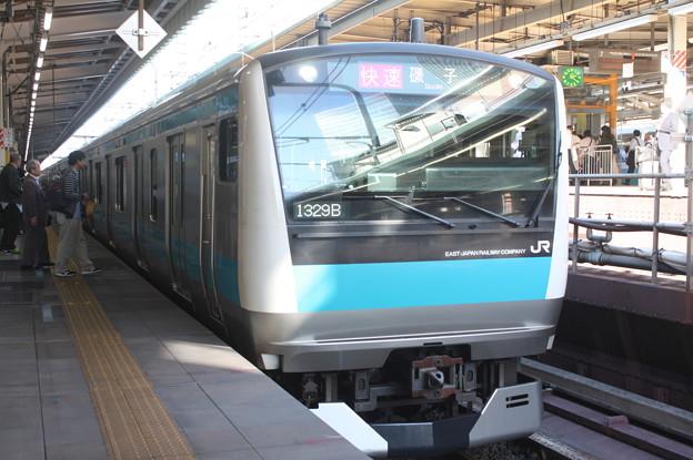 京浜東北線 E233系1000番台サイ171編成