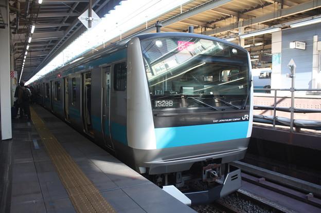 京浜東北線 E233系1000番台サイ171編成 (1)