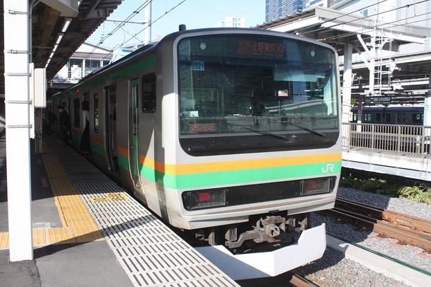 東海道線 E231系1000番台U521編成