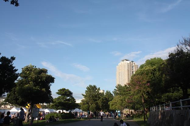 お台場海浜公園 20180923_22