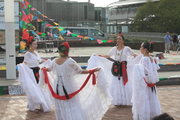 お台場メキシコフェス メヒカーナ2018 ラス・パロミータス ダンス (5)