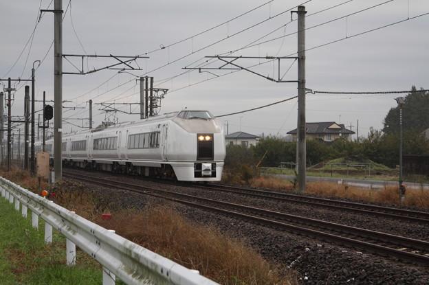 651系K103編成 9424M 臨時快速 ぶらり高尾散策号 高尾 行 (4)