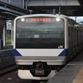 水戸線 E531系K453編成 764M 普通 小山 行