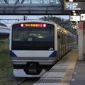 水戸線 E531系K451編成 757M 普通 勝田 行 (2)