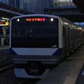 水戸線 E531系K457編成 764M 普通 小山 行