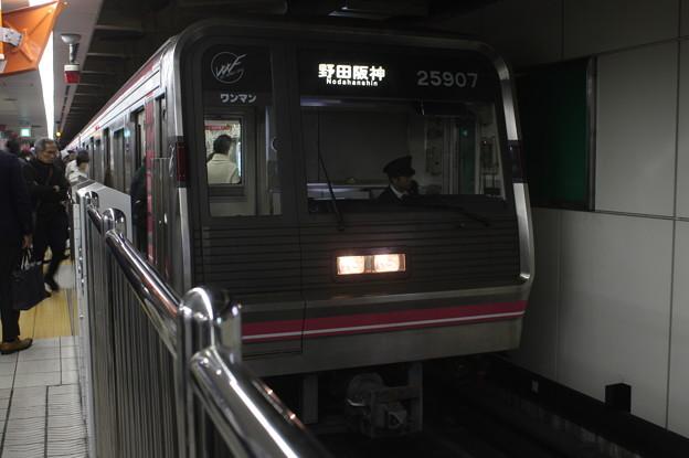 大阪メトロ千日前線 25系25607F