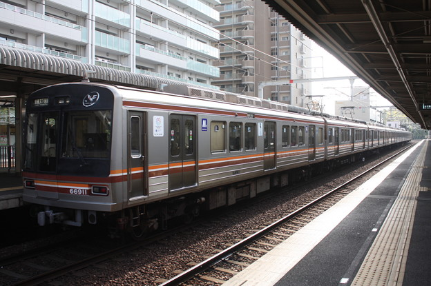 阪急千里線 大阪メトロ66系66611F