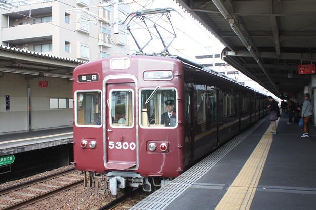 阪急千里線 5300系5300F