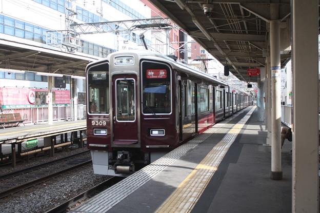 阪急京都線 9300系9309F