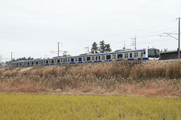 水戸線 E531系 (7)