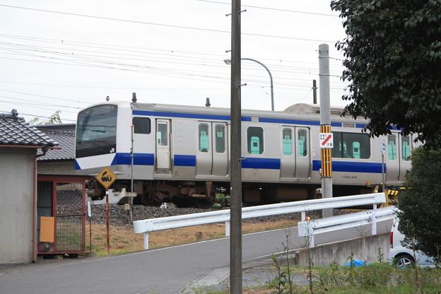 水戸線 E531系 (9)