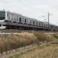 常磐線 E531系K424編成 394M 普通 上野 行