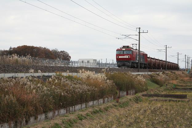 安中貨物 5094レ EH500-54+タキ