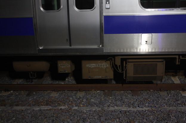 E531系 床下機器類 (5)