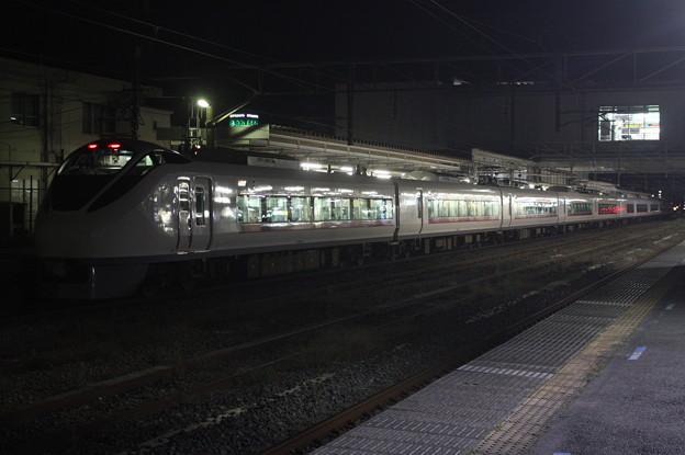 E657系 84M 特急ときわ84号 品川 行 後追い