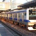 水戸線 E531系K461編成 758M 普通 小山 行