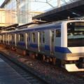 水戸線 E531系K461編成 758M 普通 小山 行 (1)