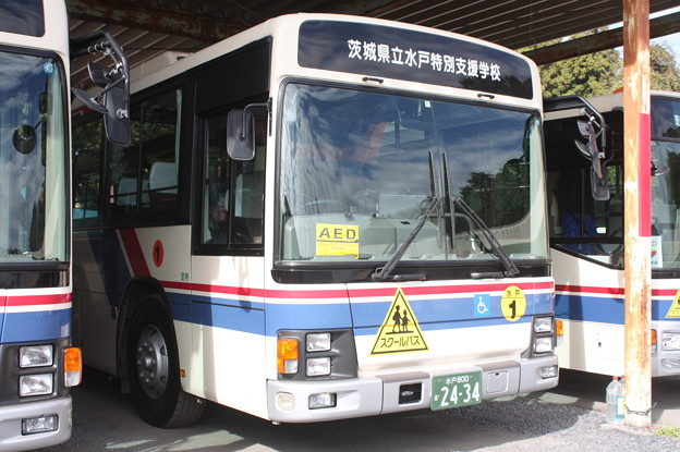 茨城交通 水戸800か2434