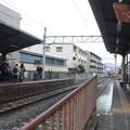 Photos: 嵐電嵯峨駅