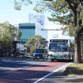 Photos: 奈良市内を走行する奈良交通 (2)